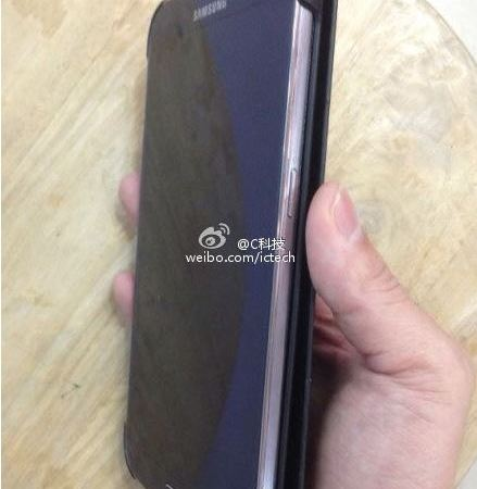 Galaxy Note 3: una nuova immagine ma potrebbe essere il Galaxy Mega 6.3