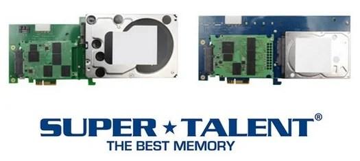 HDD e SSD insieme: ecco la nuova proposta di Super Talent