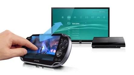 PS VITA come controller PS4, ve piacerebbe.