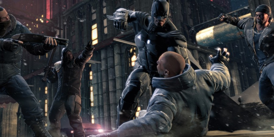 Copperhead rivelato per Batman: Arkham Origin