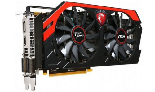 MSI presenta la GeForce GTX 770 4GB Gaming Edition OC