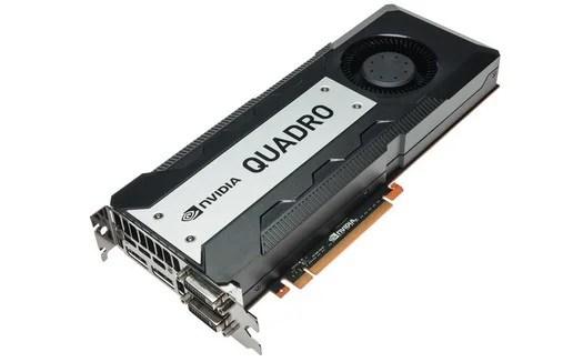 nVidia presenta la Quadro K6000