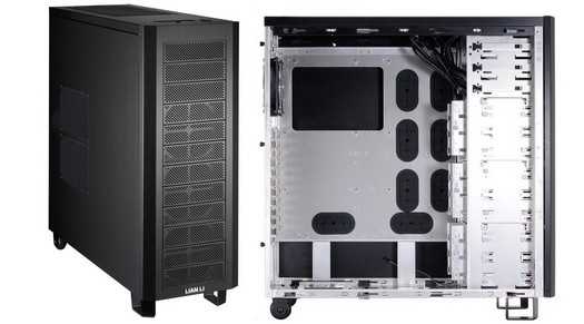 Lian Li PC-A79: case PC per veri enthusiast