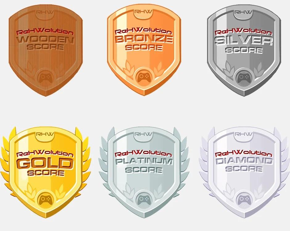 awards gaming