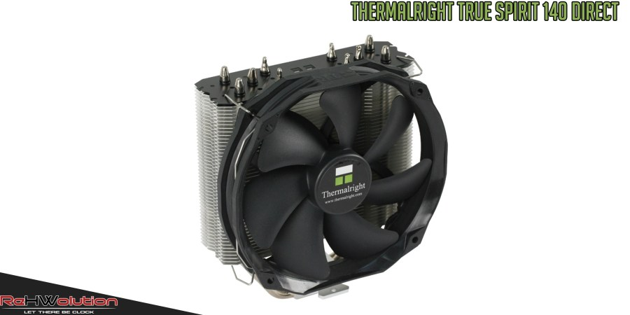 Thermalright True Spirit 140 Direct