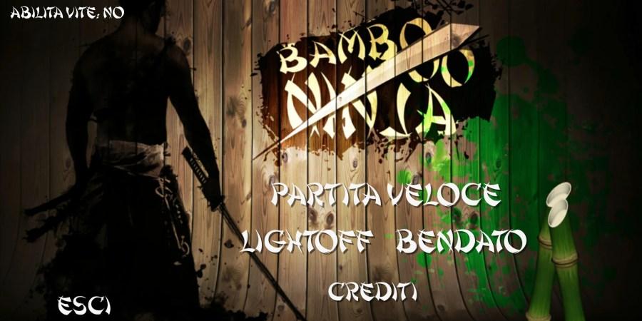BAMBOO NINJA: il divertimento di uno slice game e la filosofia di un'arte marziale