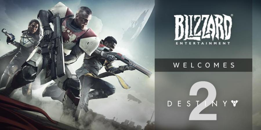 Destiny 2 arriva su PC