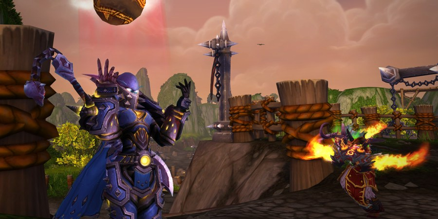 Nuova rissa settimanale per World of Warcraft