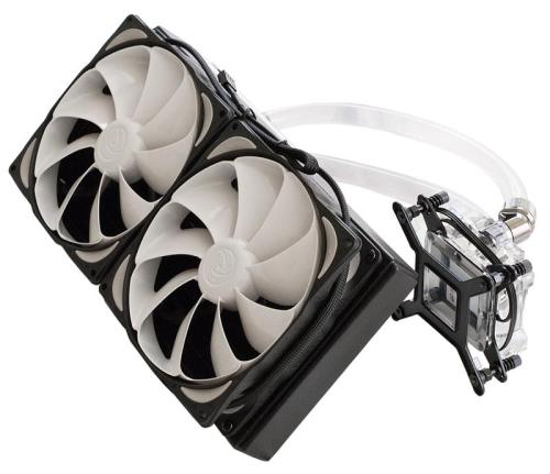 Swiftech H240 X2 Prestige AIO Cooler 280 mm