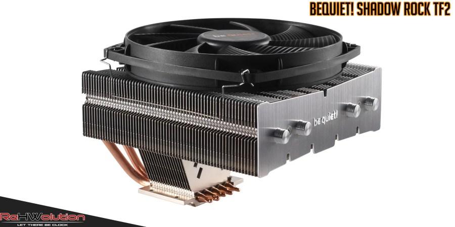 BeQuiet! Shadow Rock TF2 Air Cooler