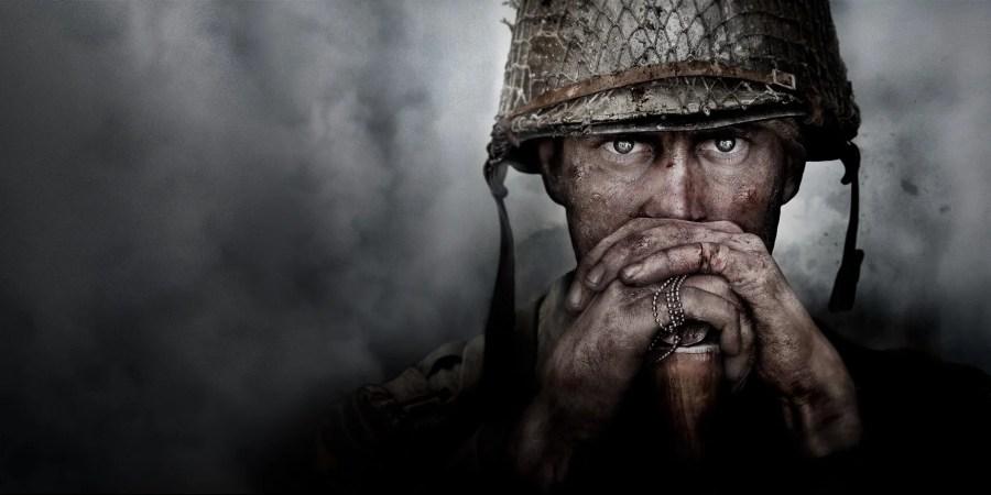 Call of Duty WWII il gioco più venduto nel 2017 negli USA