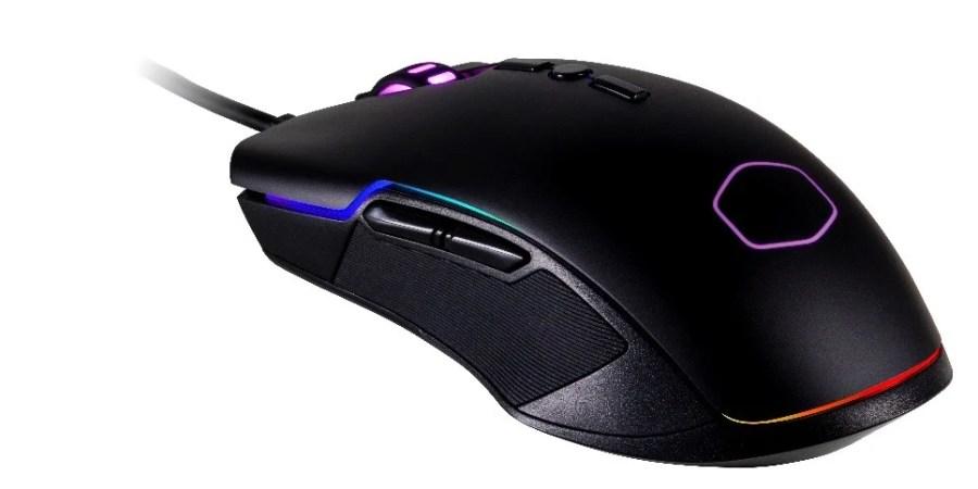 Cooler Master presenta CM310, mouse gaming RGB per ambidestri