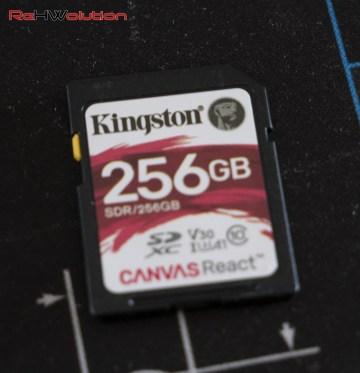 Kingston Canvas React 256 GB (4)