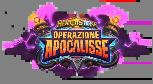 Arriva l'Operazione Apocalisse su Hearthstone