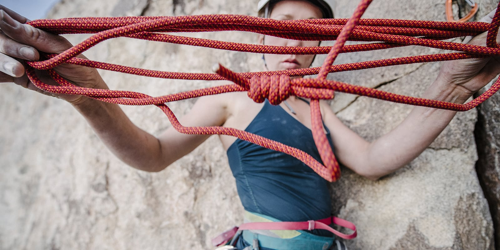 climbing slings cord webbing how to