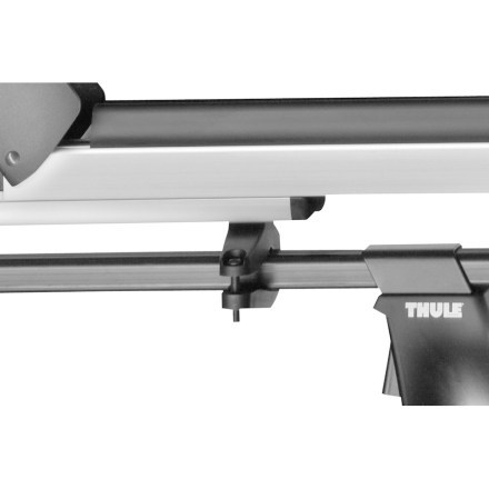 universal ski rack adapter