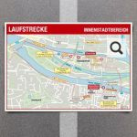 IM Regensburg iPhone App-03 Strecke