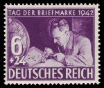 A stamp for philatelists...