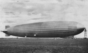 "The LZ127 ""Graf Zeppelin"""