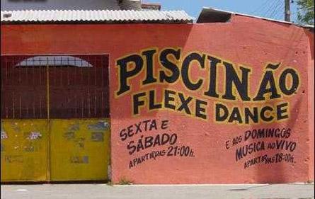 Piscinão Flexe Dance