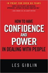 Book - How to Have Confidence and Power in Dealing with People