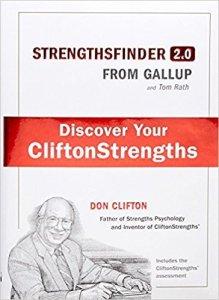 Book - StrengthsFinder 2.0
