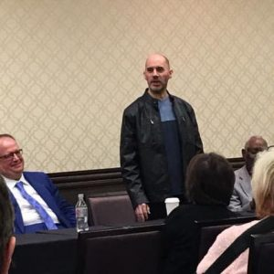 Reid Walley - Toastmasters 2017 District 39 Fall Conf - Speaking to Win Panel - Pic 2