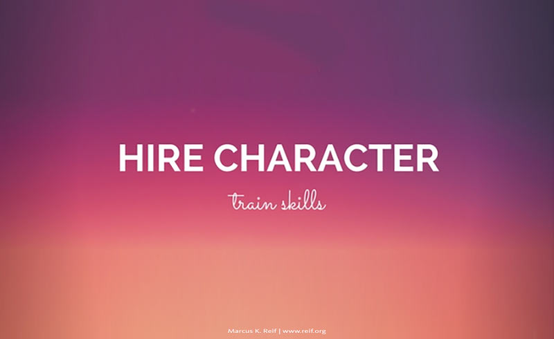 Hire-CharacterTrainskills
