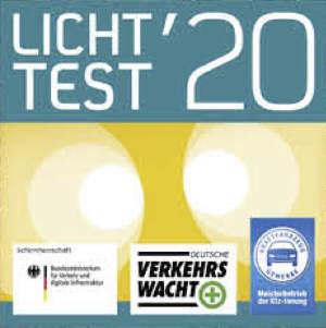 Lichttest 2020 bei Reifen-Richter