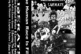 The human race is filth - Liberate (2018) - Reigns The Chaos