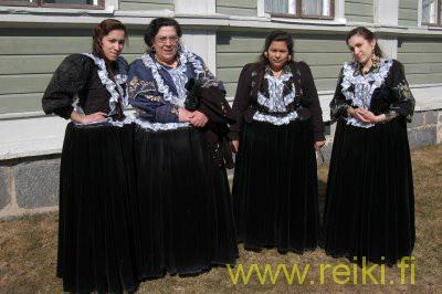 cigany nepviselet finnorszagban