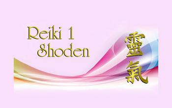 Curso de Reiki 1 – Shoden