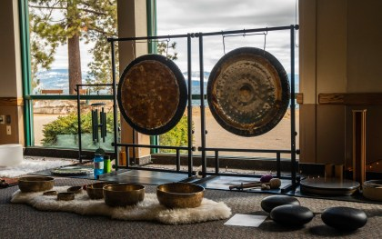 Sound Healing Infused with Reiki