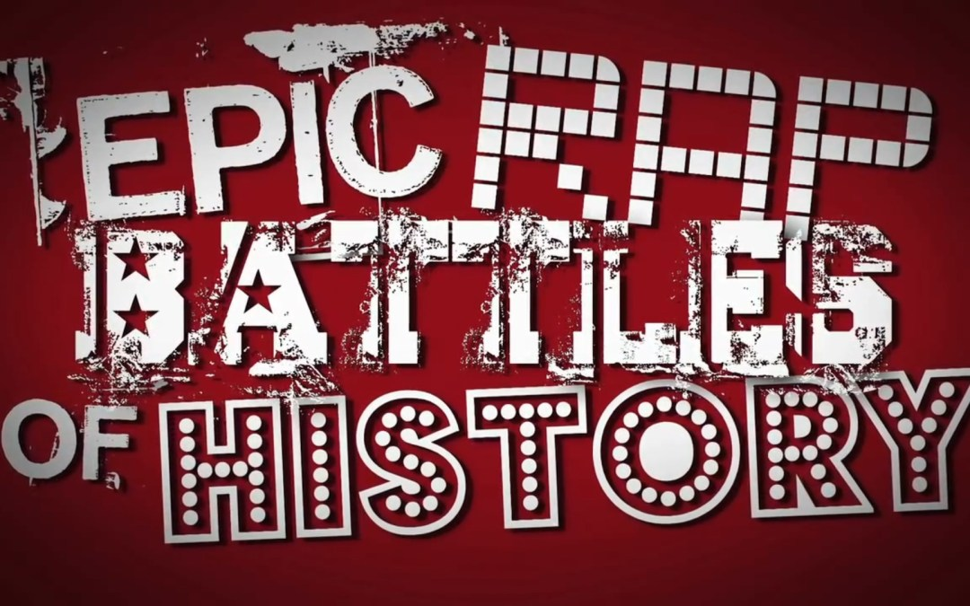 Too Epic: Epic Rap Battles of History!!!