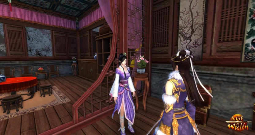 Age of Wulin - Blood & Flowers Island of Delight