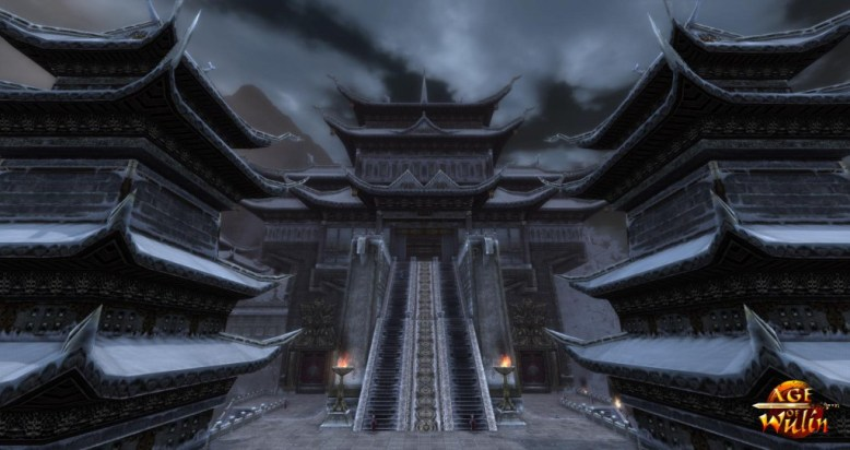 Age of Wulin - Blood & Flowers Lingxiao City