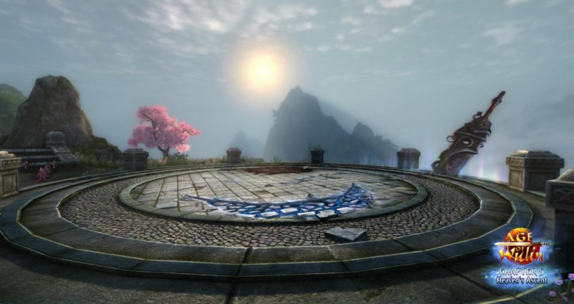 Age of Wulin Heavens Ascent - 01