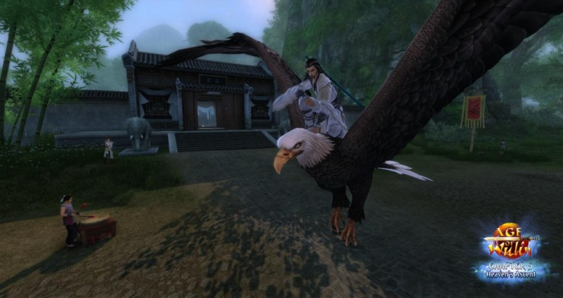 Age of Wulin Heavens Ascent - 03