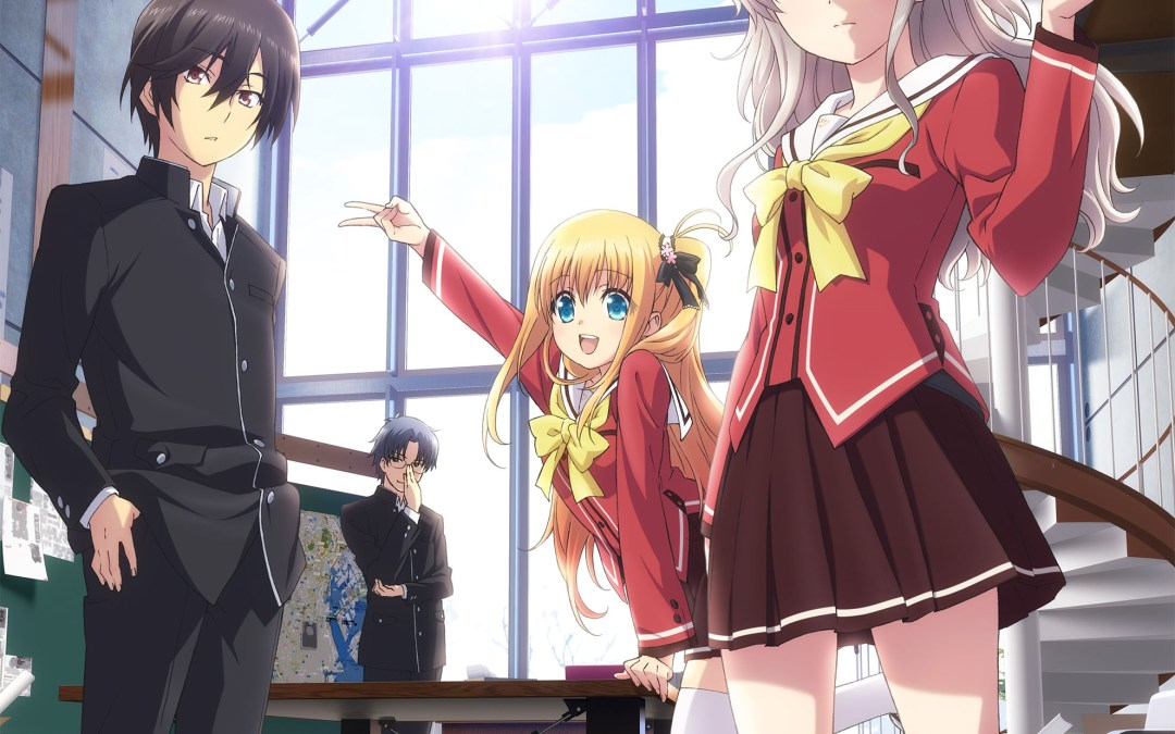 Animax Asia to premiere Charlotte same day with Japan's premiere