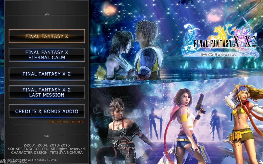 FFX/X-2 HD Remaster Game Review