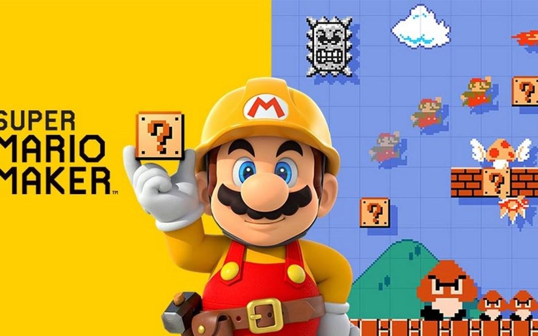 Super Mario Maker Sold One Million Copies