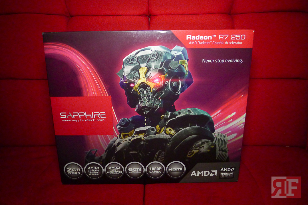 Sapphire Radeon R7 250 graphic card review