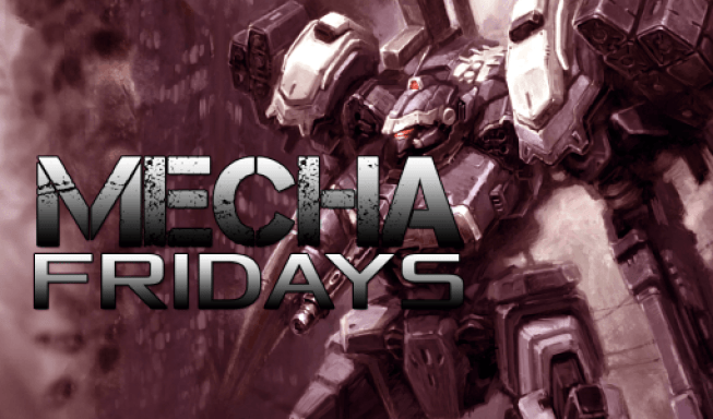 mecha-friday