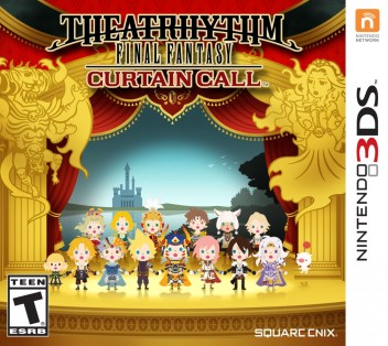 theathrythm ff curtain cover