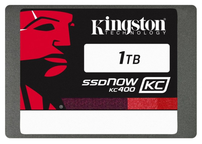 Kingston KC400 SSD