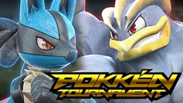 Pokken Tournament gets its 2016 release date.