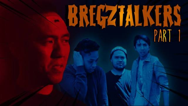 One of BREGZ's newest segments, BREGZTalkers.
