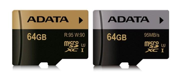 XPG&PremierPro_microSDXC U3-64GB