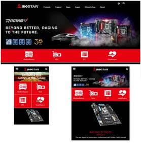 biostar site design
