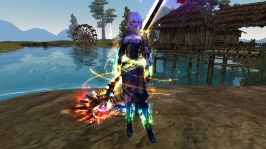 5 Yu Xia a deadly magician